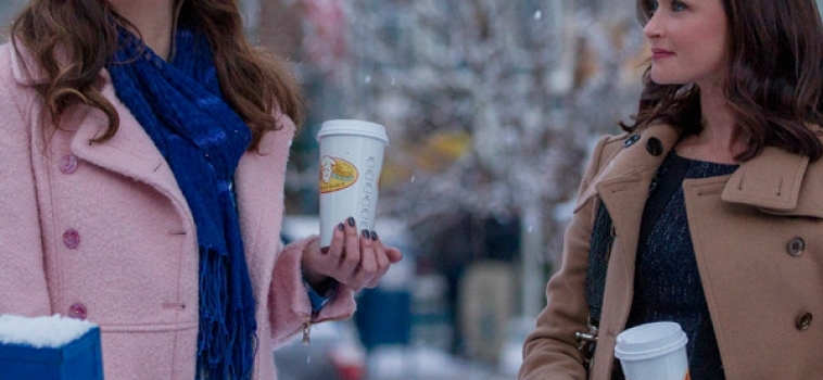 YA Wednesday: Thoughts, Feels, and Burning Questions from Gilmore Girls: A Year in The Life